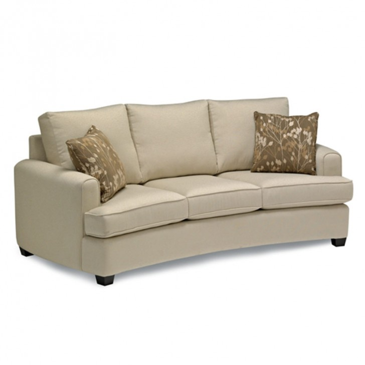 Furniture , 7 Nice Curved Couches :  furniture modern