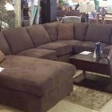 giant oversized sectional side view , 7 Cool Oversized Sectional Sofas In Furniture Category