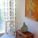 ikat curtains revealed , 8 Ultimate Ikat Curtains In Interior Design Category