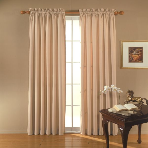 Others , 8 Excellent Eclipse Thermal Curtains : insulated blackout curtain
