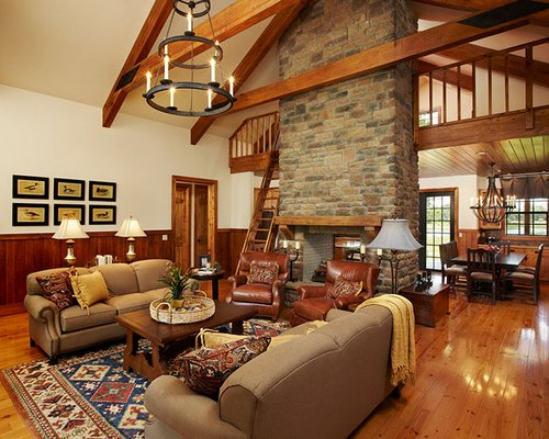 Interior decorating 7 top hunting lodge decor for Hunting cabin decorating ideas