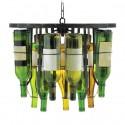 italian chandelier , 8 Awesome Wine Bottle Chandelier In Lightning Category