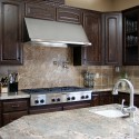 kitchen backsplash designs , 7 Cool Backsplash Medallions In Kitchen Category
