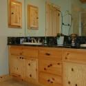 Kitchen , 6 Top Knotty Pine Cabinets :  kitchen backsplash designs