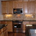 kitchen backsplash , 7 Superb Tumbled Stone Backsplash In Kitchen Category
