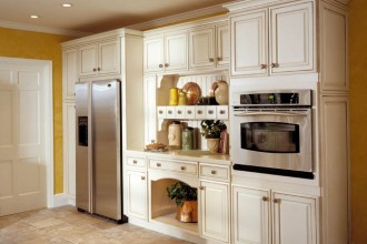 675x537px 8 Superb Kraftmaid Cabinets Picture in Kitchen