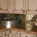 kitchen design , 7 Unique Antique Mirror Backsplash In Kitchen Category