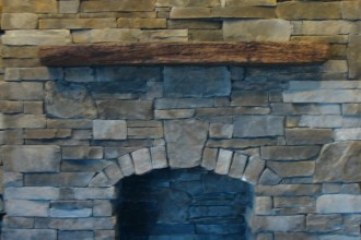 1280x1900px 6 Popular Ledgestone Fireplace Picture in Others