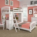 loft bed with closet underneath for sale , 8 Excellent Loft Bed With Closet Underneath In Bedroom Category