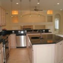 metal kitchen cabinets , 8 Fabulous Pickled Oak Cabinets In Kitchen Category