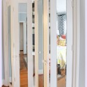 mirror closet doors , 7 Fabulous Mirrored Closet Doors In Furniture Category