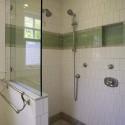 modern bathroom design , 7 Amazing Doorless Shower In Bathroom Category
