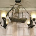 modern chandelier , 8 Stunning Pirate Ship Chandelier In Lightning Category