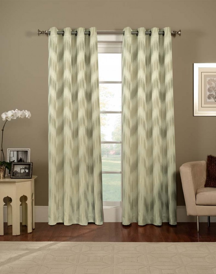 Interior Design , 8 Ultimate Ikat Curtains :  modern curtains