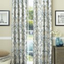 modern curtains , 8 Ultimate Ikat Curtains In Interior Design Category