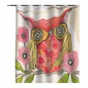 owl shower curtain , 7 Popular Owl Shower Curtain In Interior Design Category