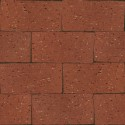 paving stones , 6 Charming Red Brick Pavers In Others Category