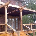 pergola canopy , 7 Cool Pergola Attached To House In Homes Category