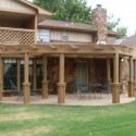 pergola carport , 8 Unique Curved Pergola In Homes Category