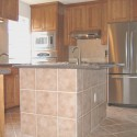 pickled oak cabinets refinish , 8 Fabulous Pickled Oak Cabinets In Kitchen Category