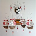 pirate baby room , 8 Stunning Pirate Ship Chandelier In Lightning Category