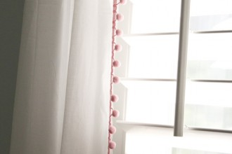 600x900px 8 Charing Pom Pom Curtains Picture in Others
