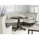 proudly doing business , 7 Gorgeous Corner Banquette Seating In Interior Design Category
