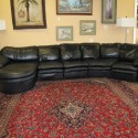 red leather sofa , 8 Good Navy Blue Leather Sofa In Furniture Category