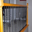 richmond virginia , 7 Fabulous Iron Balusters In Interior Design Category