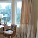 roller blinds , 8 Hottest Burlap Curtain Panels In Others Category