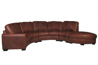 820x840px 8 Best Curved Sectional Sofa Picture in Furniture