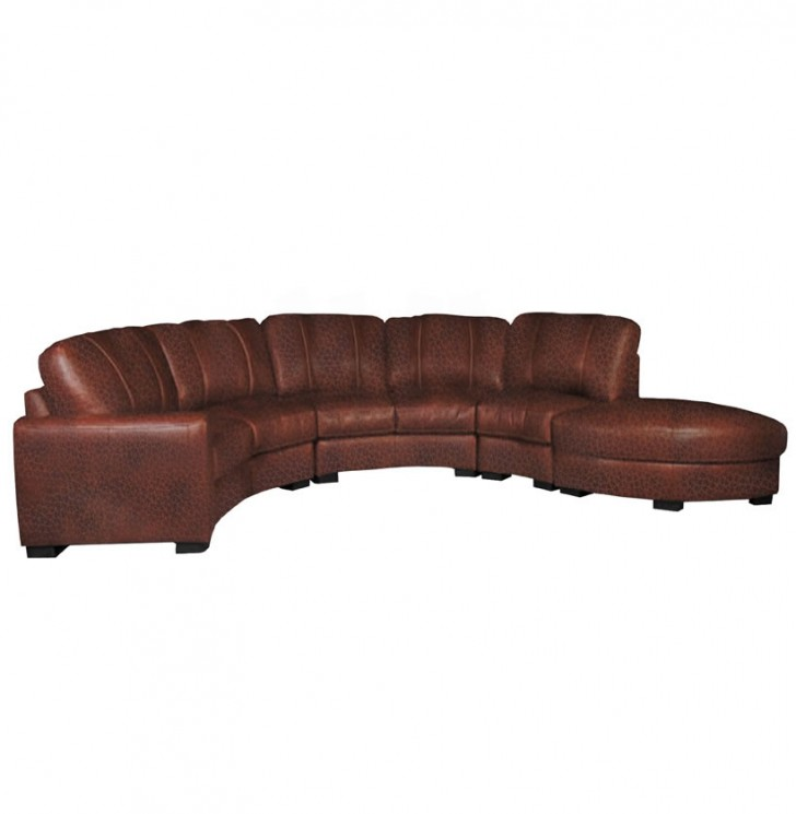 Furniture , 8 Best Curved Sectional Sofa :  sectional sofa