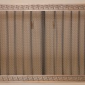 shabby chic curtains , 6 Nice Fireplace Mesh Curtain In Others Category