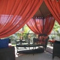 shabby chic curtains , 8 Best Outdoor Curtains Target In Interior Design Category