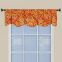 shabby chic curtains , 9 Good Waverly Valances In Interior Design Category