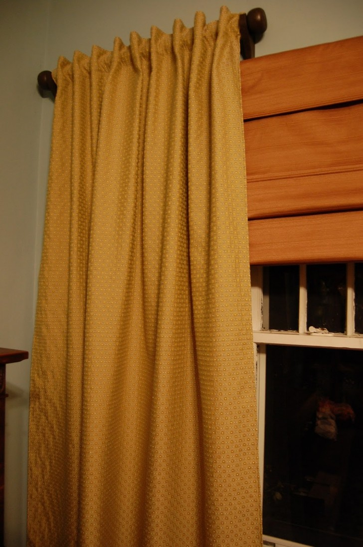 Others , 7 Nice Short Curtain Rods :  shabby chic curtains