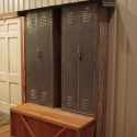 shoe storage , 8 Fabulous Mud Room Lockers In Furniture Category