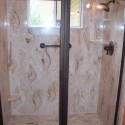 shower bathroom , 8 Popular Cultured Marble Shower Walls In Bathroom Category