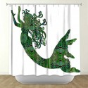 shower curtain , 8 Good Mermaid Shower Curtain In Others Category