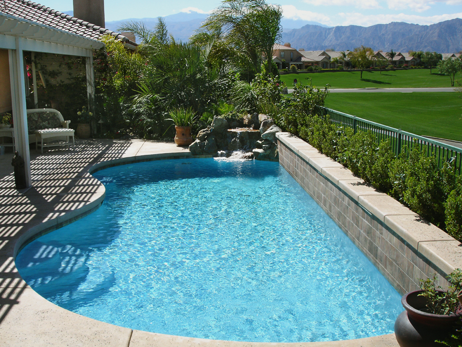 900x675px 7 Fabulous Pools For Small Backyards Picture in Others