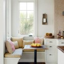 small corner , 7 Gorgeous Corner Banquette Seating In Interior Design Category