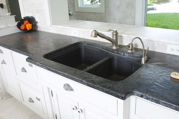Kitchen , 7 Gorgeous Soapstone Countertops : soapstone countertops