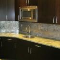 stainless steel pebble backsplash , 5 Popular Pebble Backsplash In Kitchen Category