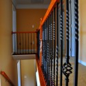stainless steel railing , 8 Cool Wrought Iron Balusters In Others Category