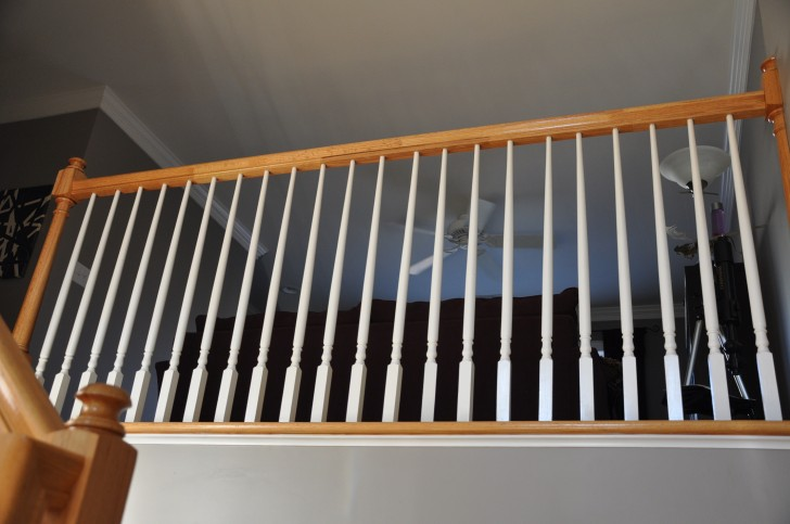 Others , 8 Cool Wrought Iron Balusters :  stairway