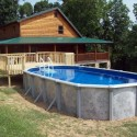 swimming pool designs , 7 Best Above Ground Pool Decks In Others Category