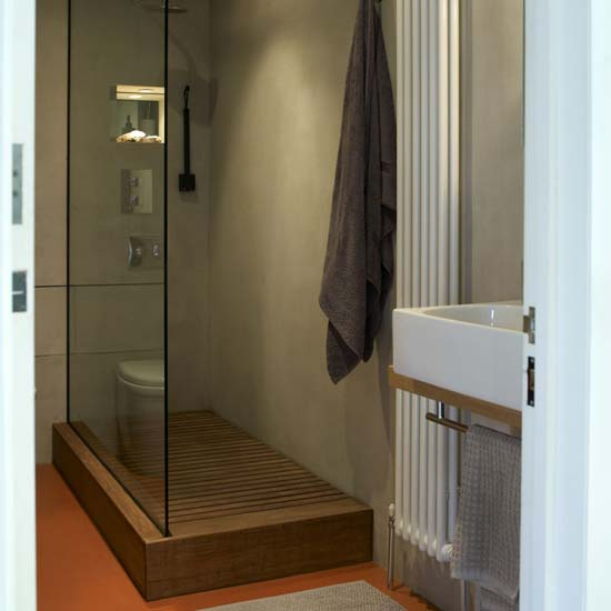 Bathroom , 8 Ideal Teak Shower Floor :  Teak Outdoor Furniture
