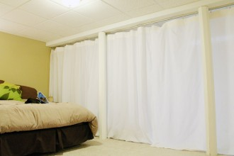 600x400px 7 Top Room Divider Curtains Picture in Others