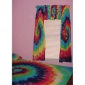 tie dye curtains , 7 Best Tie Dye Curtains In Others Category