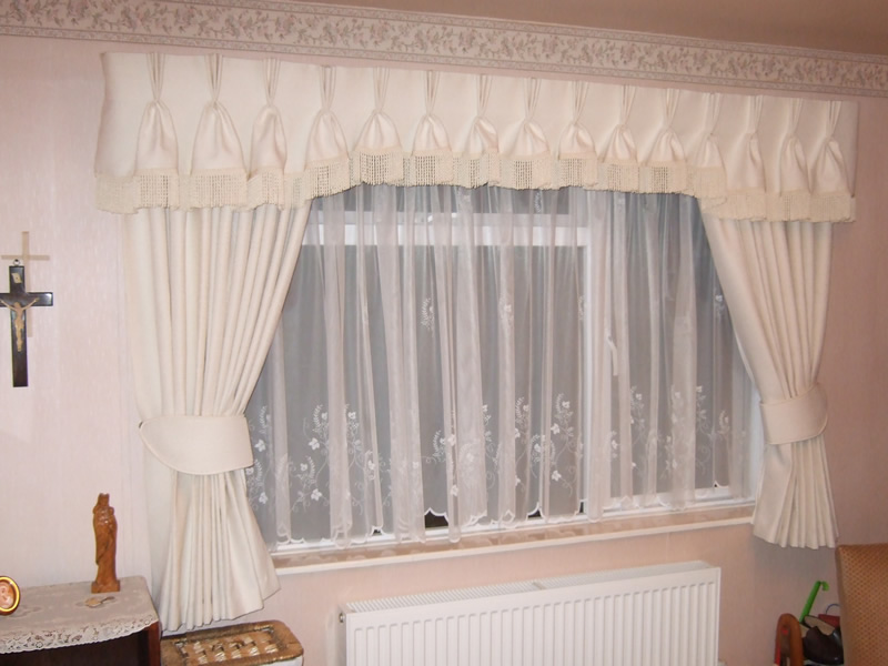 800x600px 8 Popular Pleated Valance Picture in Interior Design